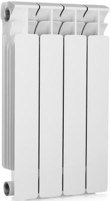 Биметаллический радиатор RIFAR (Рифар) B 500 НП 4 сек. лев. (Кол-во секций: 4; Мощность, Вт: 816; Подключение: левое) биметаллический радиатор rifar рифар b 500 нп 10 сек лев кол во секций 10 мощность вт 2040 подключение левое