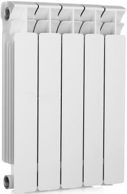 Биметаллический радиатор RIFAR (Рифар) B 500 НП 5 сек. лев. (Кол-во секций: 5; Мощность, Вт: 1020; Подключение: левое)