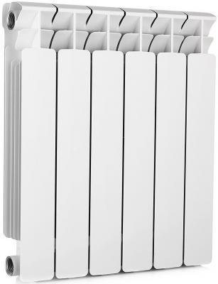 Биметаллический радиатор RIFAR (Рифар) B 500 НП 6 сек. лев. (Кол-во секций: 6; Мощность, Вт: 1224; Подключение: левое) биметаллический радиатор rifar рифар b 500 нп 10 сек лев кол во секций 10 мощность вт 2040 подключение левое