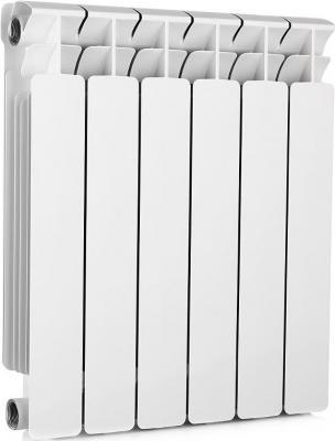 Биметаллический радиатор RIFAR (Рифар) B 500 НП 6 сек. прав. (Кол-во секций: 6; Мощность, Вт: 1224; Подключение: правое) биметаллический радиатор rifar рифар b 500 нп 11 сек прав кол во секций 11 мощность вт 2244 подключение правое