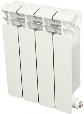 Биметаллический радиатор RIFAR (Рифар) B 200 НП 4 сек. лев. (Кол-во секций: 4; Мощность, Вт: 416; Подключение: левое) биметаллический радиатор rifar рифар b 500 нп 10 сек лев кол во секций 10 мощность вт 2040 подключение левое