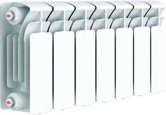 Биметаллический радиатор RIFAR (Рифар) B 200 НП  7 сек. лев. (Кол-во секций: 7; Мощность, Вт: 728; Подключение: левое)