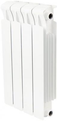 Биметаллический радиатор RIFAR Monolit Ventil 500 4 сек. лев. (Кол-во секций: 4; Мощность, Вт: 784; Подключение: левое)