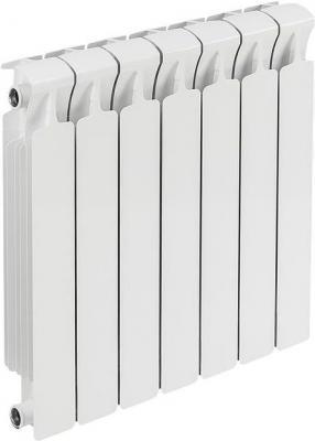 Биметаллический радиатор RIFAR Monolit Ventil 500 7 сек. лев. (Кол-во секций: 7; Мощность, Вт: 1372; Подключение: левое)