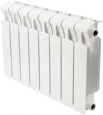 Биметаллический радиатор RIFAR Monolit Ventil 350  8 сек. прав. (Кол-во секций: 8; Мощность, Вт: 1072; Подключение: правое) биметаллический радиатор rifar monolit ventil mvr 350 04