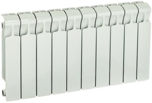 Биметаллический радиатор RIFAR Monolit Ventil 350 10 сек. прав. (Кол-во секций: 10; Мощность, Вт: 1340; Подключение: правое)  алюминиевый радиатор rifar alum ventil avr 500 14