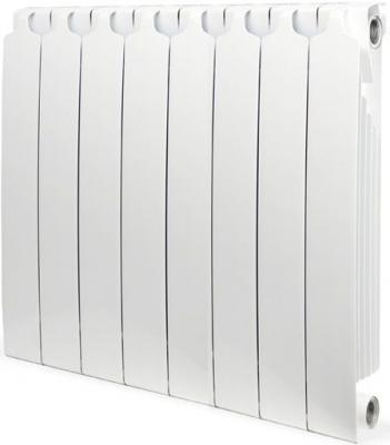 Биметаллический радиатор Sira RS3 300х8 сек. (Кол-во секций: 8; Мощность, Вт: 1160) биметаллический радиатор sira rs500 8 сек