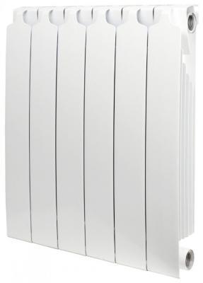 Биметаллический радиатор  Sira RS 500 х  6 сек. (Кол-во секций: 6; Мощность, Вт: 1206) sira rovall80 500 5 секций