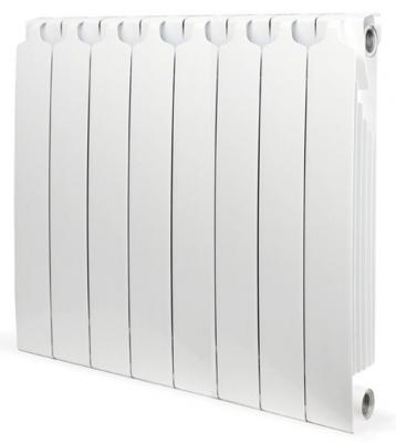 Биметаллический радиатор Sira RS 800 х  8 сек. (Кол-во секций: 8; Мощность, Вт: 2256) биметаллический радиатор sira rs500 8 сек