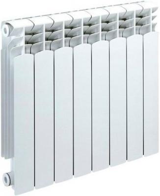 Биметаллический радиатор Sira Alice 500  8 сек (Кол-во секций: 8; Мощность, Вт: 1520) sira rovall80 500 5 секций
