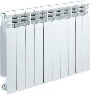 Биметаллический радиатор Sira Alice 500 10 сек (Кол-во секций: 10; Мощность, Вт: 1900) биметаллический радиатор sira ali metal 500 12 сек