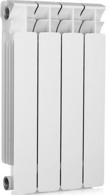 Алюминиевый радиатор Rifar (Рифар) Alum 500 4 сек. (Кол-во секций: 4; Мощность, Вт: 732) алюминиевый радиатор rifar alum 500 6 сек