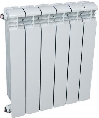Алюминиевый радиатор Rifar (Рифар) Alum 500 6 сек. (Кол-во секций: 6; Мощность, Вт: 1098) алюминиевый радиатор rifar alum 500 6 сек