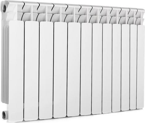 Алюминиевый радиатор Rifar (Рифар) Alum  500 12 сек. (Кол-во секций: 12; Мощность, Вт: 2196)  алюминиевый радиатор rifar alum 500 4 сек