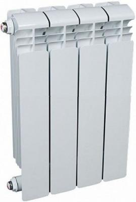Алюминиевый радиатор Rifar (Рифар) Alum 350 4 сек. (Кол-во секций: 4; Мощность, Вт: 556) алюминиевый радиатор rifar alum 500 6 сек