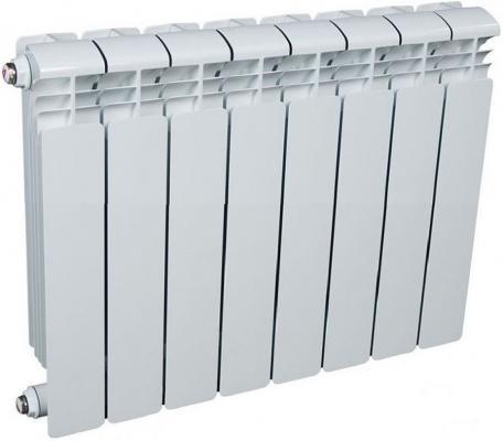 Алюминиевый радиатор Rifar (Рифар) Alum 350  8 сек. (Кол-во секций: 8; Мощность, Вт: 1112)  алюминиевый радиатор rifar alum 500 14 сек