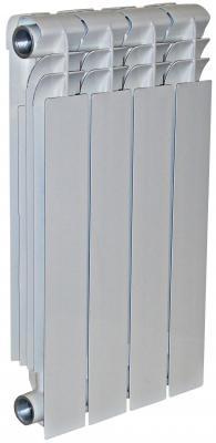 Алюминиевый радиатор Рифар RIFAR Alum 500  4 сек. VL лев. (Кол-во секций: 4; Мощность, Вт: 732; Подключение: левое)  алюминиевый радиатор rifar alum ventil avr 500 14