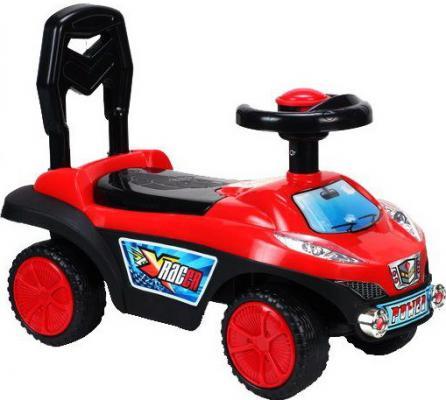 Каталка-машинка Shantou Gepai LA-Q03-1 красный от 3 лет пластик 6927090494516