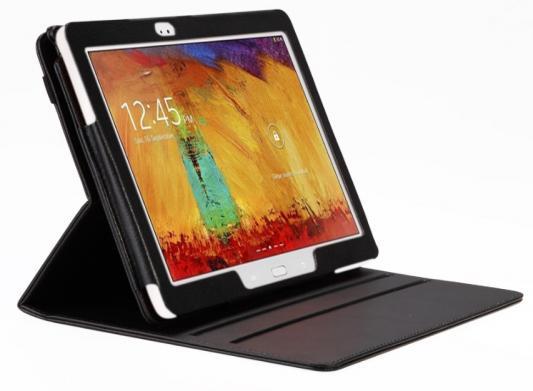 Чехол IT BAGGAGE для планшета Lenovo IdeaTab 2 A10-30 10 искусственная кожа черный ITLN2A103-2