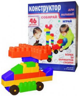 Конструктор Игрушкин 14016 46 элементов 6026