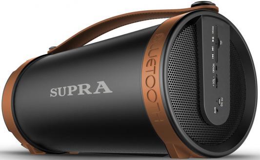 Портативная акустикаSupra BTS-877 черно-коричневый