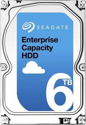 "Жесткий диск 3.5"" SAS 6 Tb 7200rpm 256Mb cache Seagate ST6000NM0095"