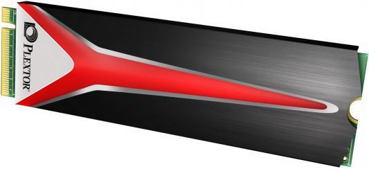 SSD Твердотельный накопитель M.2 256Gb Plextor M8Pe Gamer Read 2000Mb/s Write 900Mb/s PCI-E PX-256M8PEG