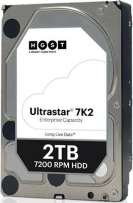 "Жесткий диск 3.5"" 2 Tb 7200rpm 128Mb cache HGST SATAIII 1W10002"