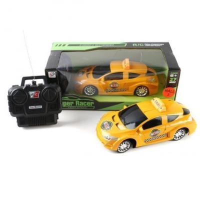Машинка на радиоуправлении Shantou Gepai 6927714369893 пластик от 6 лет желтый Р40146