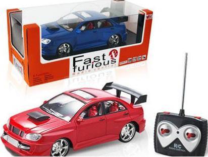 Машинка на радиоуправлении Shantou Gepai 1:16, 6 каналов, дрифт, свет, в ассортименте пластик от 3 лет красный 6927711192609