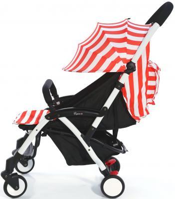 Прогулочная коляска Esspero Summer Lux (red stripe)