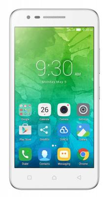 Смартфон Lenovo Vibe C2 белый 5 16 Гб LTE Wi-Fi GPS 3G PA450104RU смартфон lenovo vibe c2 power 4g 16gb white