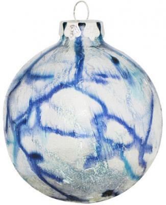 Елочные украшения Winter Wings Шар 8 см 1 шт стекло N079098