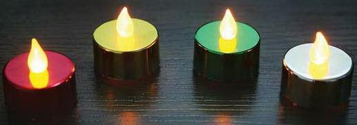 Набор свечей Winter Wings Сувенирные свечи 4 см 6 шт набор свечей winter wings классика цвет голубой высота 25 см 4 шт