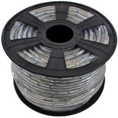 Гирлянда электр. дюралайт, разноцветный, круглое сечение, диаметр 12 мм, 100 м, 2-жильный, 3000 ламп