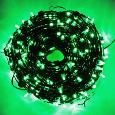 Гирлянда для деревьев уличная LED CLIP LIGHT, LED, 50 м, зеленый кабель|3