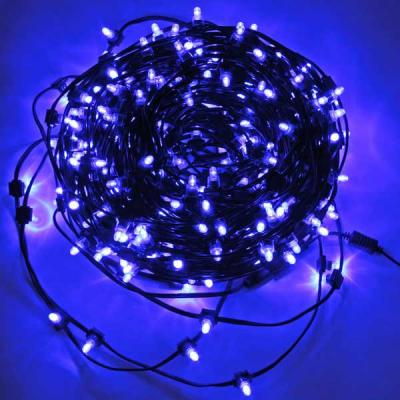Гирлянда для деревьев уличная LED CLIP LIGHT, 50 м, зеленый кабель|3 2016 new top quality acrylic banana clip elegant paisley hair barrette clip accessories handmade antique jaw clamp for women