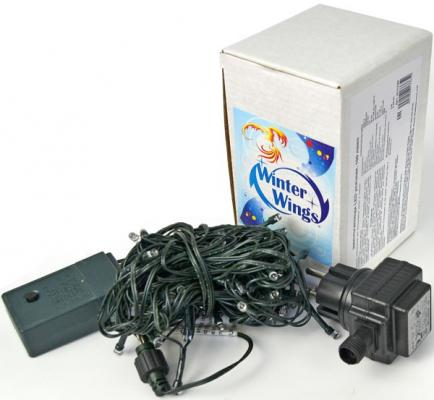 Гирлянда электрическая LED НАРУЖНЯЯ, разноцветная, 200 ламп, 8 режимов N11321