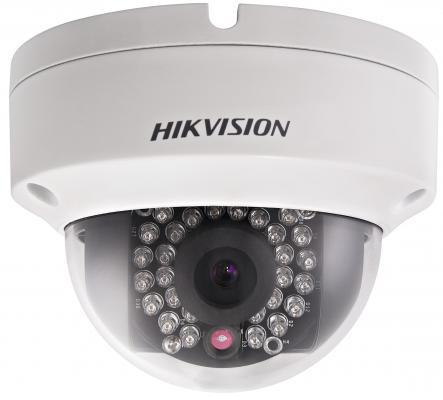 Камера IP Hikvision DS-2CD2142FWD-I-4MM CMOS 1/3'' 4 мм 2688 x 1520 H.264 MJPEG H.264+ RJ-45 LAN PoE белый