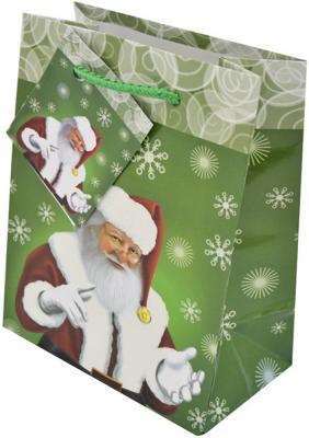 Пакет подарочный бумажный ламинированный, 111х137х62 мм, с блестящей крошкой|2 пакет подарочный бумажный ламинированный 180х230х98 мм с блестящей крошкой с аппликацией