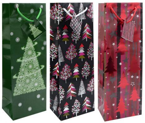 Пакет подарочный Winter Wings N13430 36х13х8.5 см в ассортименте пакет подарочный бумажный s2653 мишки 45х31х14 см 3 расцветки в ассортименте