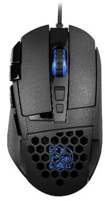 Мышь проводная Thermaltake Ventus Z чёрный USB MO-VEZ-WDLOBK-01
