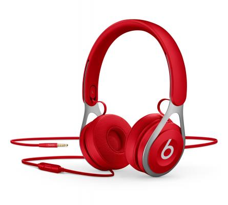 Наушники Apple Beats EP красный ML9C2ZE/A наушники beats ep on ear headphones red ml9c2ze a
