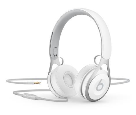Наушники Apple Beats EP белый ML9A2ZE/A акустическая система apple beats pill белый ml4p2ze a