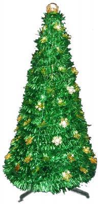 Ель Winter Wings N069357 с украшениями зеленый 90 см цвет в ассортименте grohe concetto 32661001