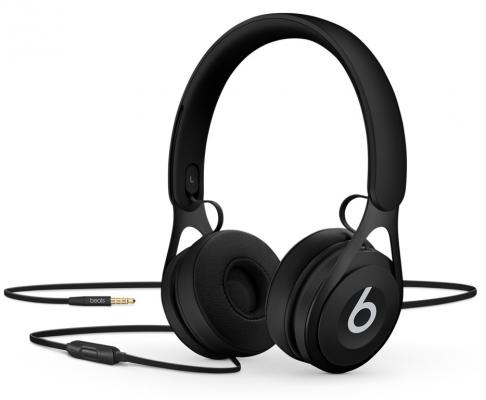 Наушники Apple Beats EP On-Ear черный ML992ZE/A наушники накладные beats ep on ear headphones red ml9c2ze a