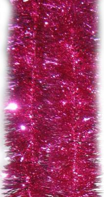 Новогоднее украшение Winter Wings мишура одноцветная 10х200 см  N09107/Р03