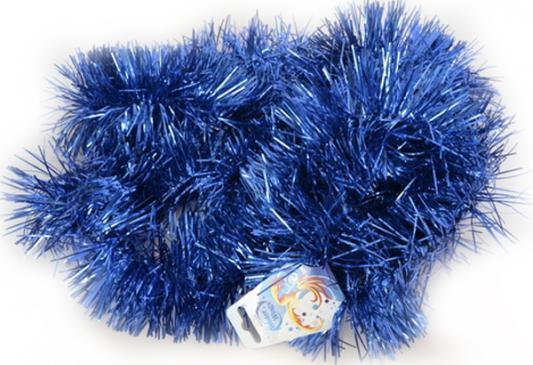 Новогоднее украшение Winter Wings мишура одноцветная 10х200 см