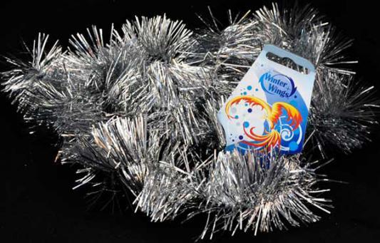 Новогоднее украшение Winter Wings мишура одноцветная 63 х 2000 мм
