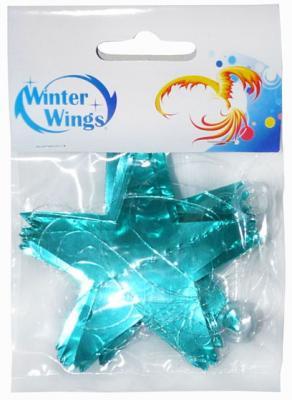 Растяжка Winter Wings Звездочки 8х270 см N09163